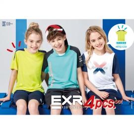 2019 이엑스알 하복 EXR 4pcs+1